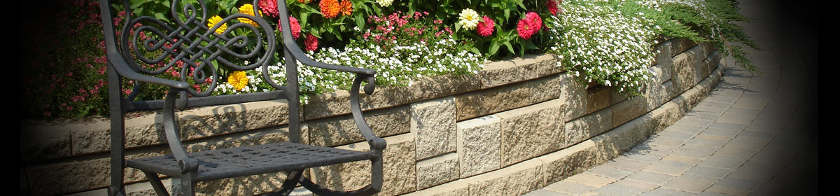 Retaining Walls Concrete Wall Blocks And Systems Ab