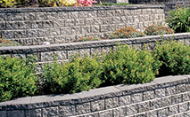 Belgard Retaining Walls Expocrete